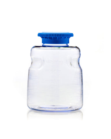 500ml PC SECUREgrasp® Media Bottle, Sterile