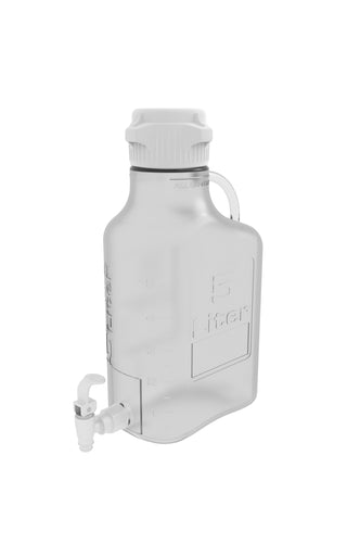 5L (1 Gal) PETG Carboy with 83B Cap and Spigot