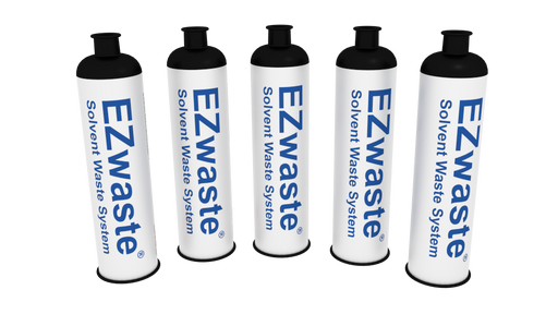 EZwaste®, Safety Vent, Replacement Chemical Exhaust Filter, 5/PK