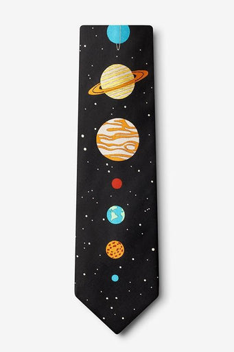 The 8 Planets Tie Regular - LabRatGifts - 1
