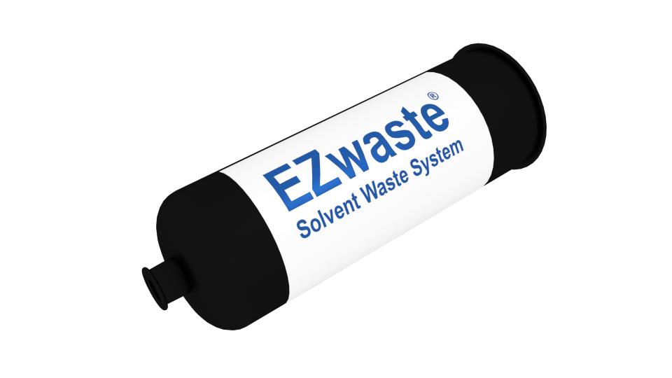EZwaste® XL, Safety Vent, Large Replacement Chemical Exhaust Filter, 1/PK