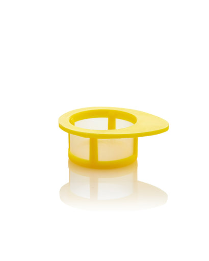 EZFlow® Cell Strainer, 100μm, Sterile, Yellow, 50 per Box