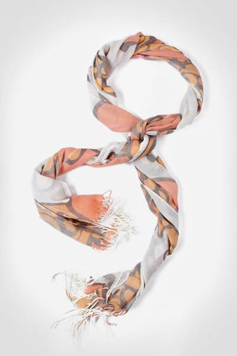 Giant Flower Scarf  - LabRatGifts - 1
