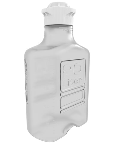20L (5 Gal) PETG Carboy with 120mm Cap