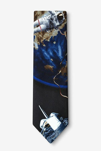 Space Walk Tie  - LabRatGifts - 1