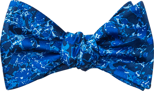 Infectious Awareables™ Syphilis Bow Tie  - LabRatGifts - 1