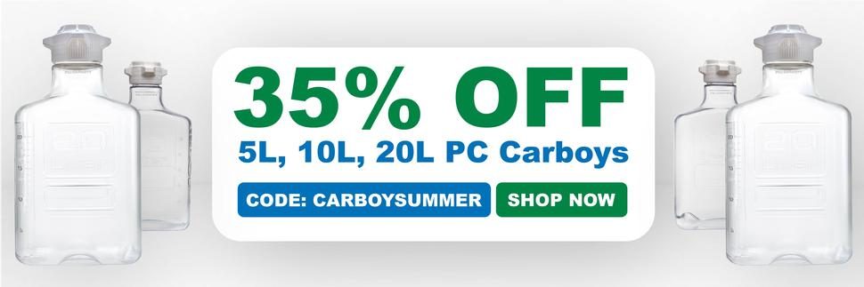 EZBio MTO Bottle Assemblies