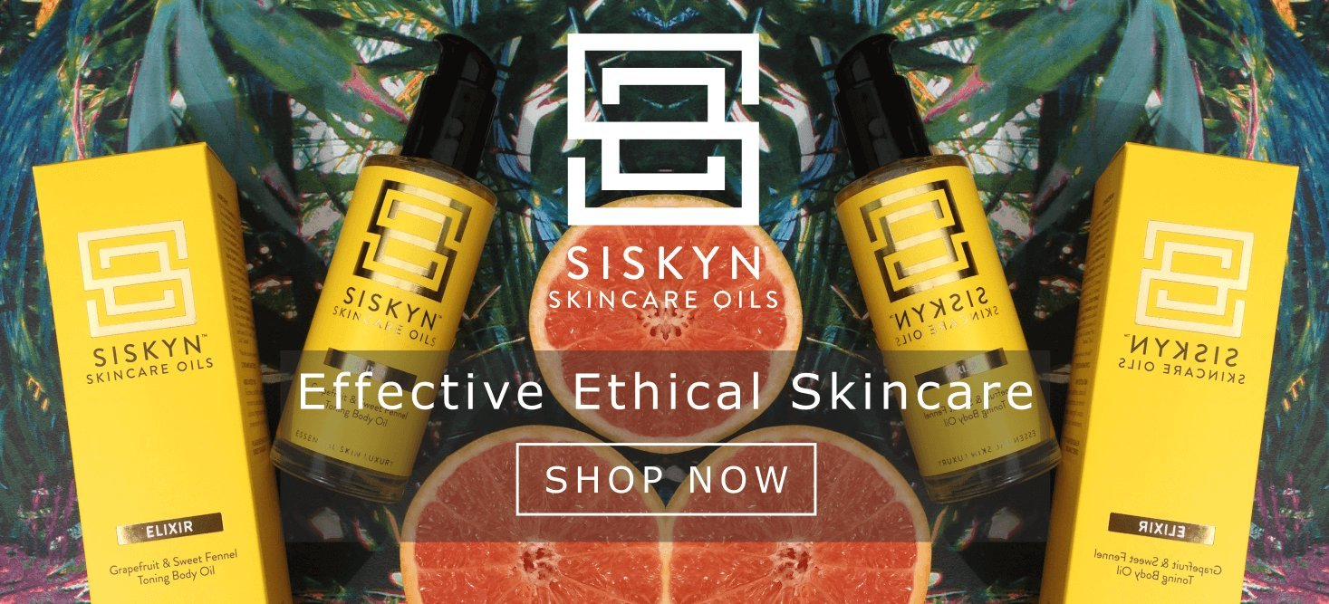 SISKYN SKINCARE | Facial Oil | Body Oils | Ethical Premium Skincare