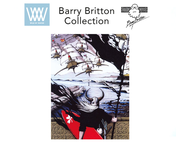 Barry Britton Collection // Invaders