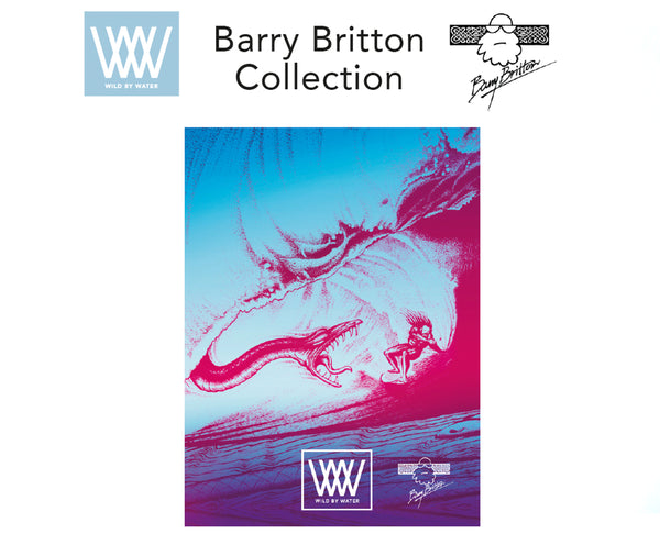 Barry Britton Collection // Sea Serpent