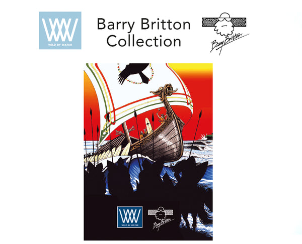 Barry Britton Collection // Vikings
