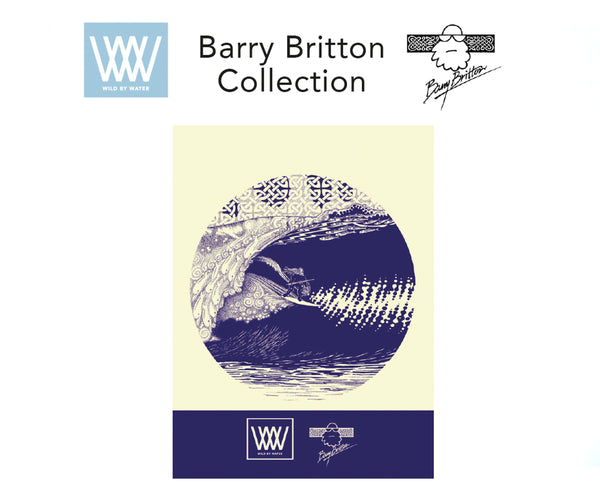 Barry Britton Collection // Celtic Surfer