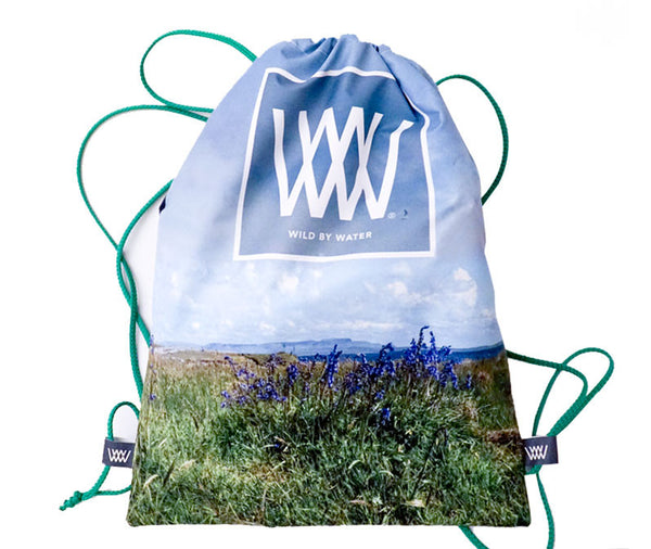Wild by Water Rainproof Day Pack – Inishmurray Bluebells