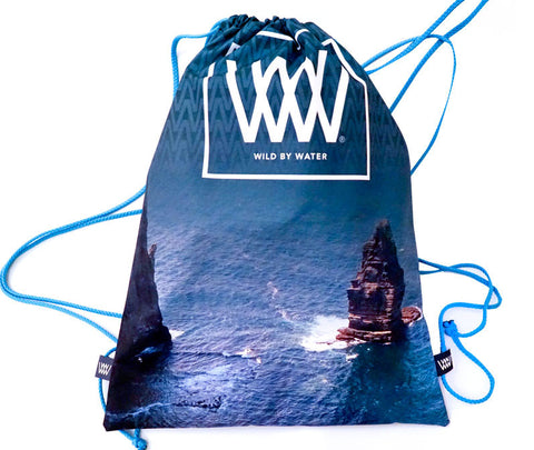 Wild by Water Rainproof Day Pack – Moher Sea Stack