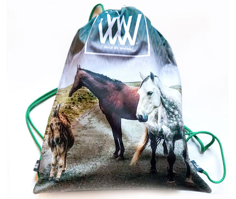 Wild by Water Rainproof Day Pack – Maharee Horses