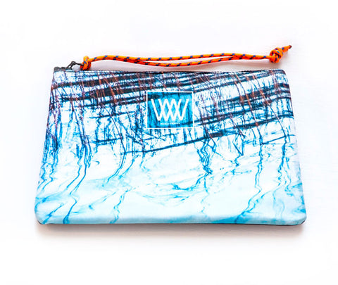 Wild by Water Sporty Clutch – Reflections