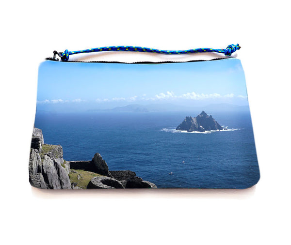 Wild by Water Sporty Clutch – Skellig Views