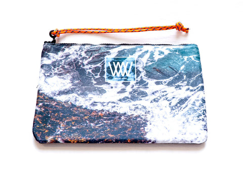 Wild by Water Sporty Clutch – Seaweed Foam