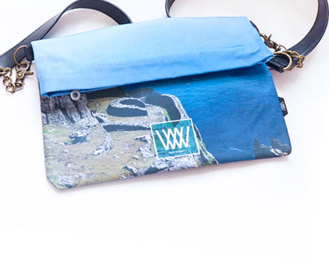 Wild by Water Folded Clutch – Skellig View