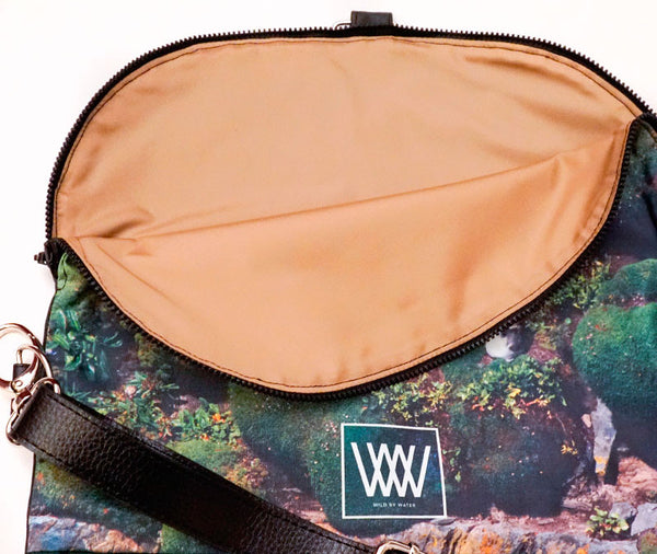 Wild by Water Backpack / Cross-body – Gull