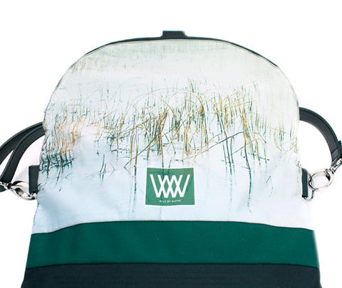 Wild by Water Backpacks – Ice Reeds