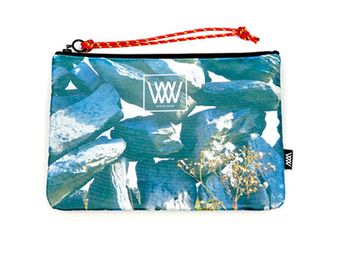 Wild by Water Sporty Clutch – Drystone Wall
