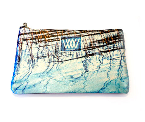 SOLD OUT: Wild by Water Fashion Clutch – Reflections