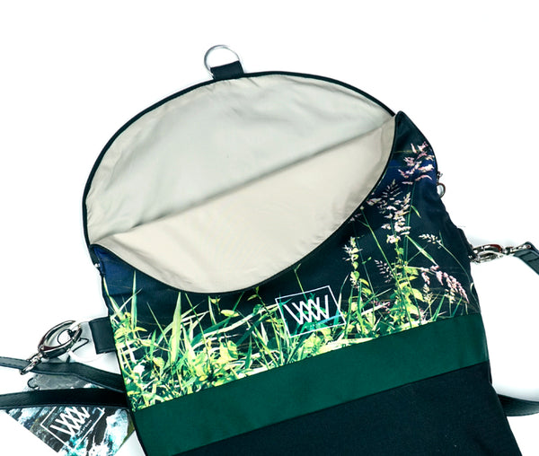 Wild by Water Backpack / Cross-body – Kilbeggan