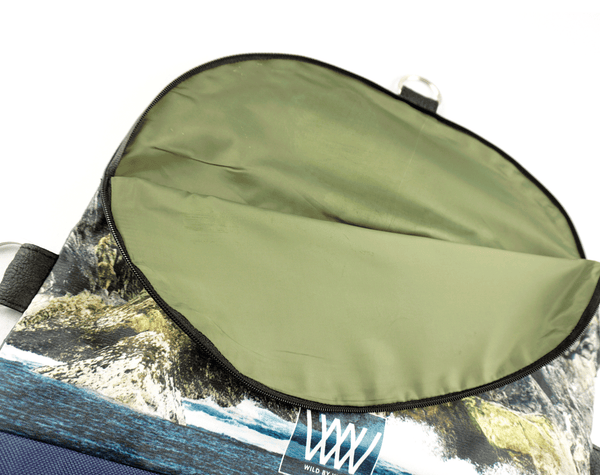 Wild by Water Backpack / Cross-body Sliabh Liag