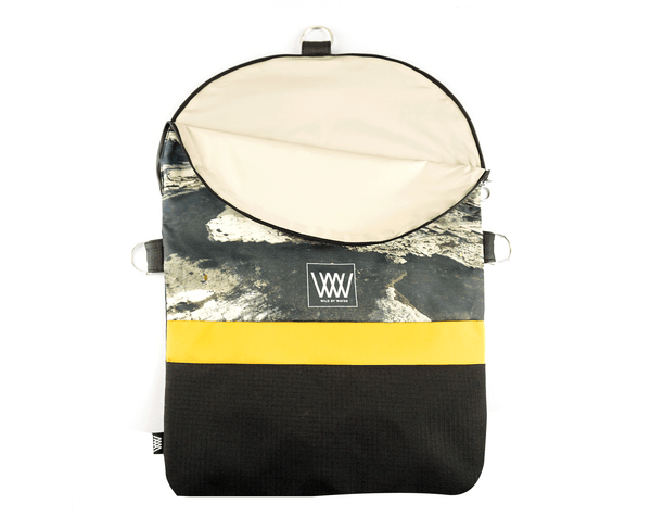 Wild by Water Backpack / Cross-body – Pollock Holes