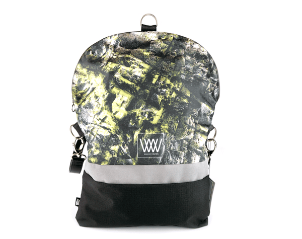 Wild by Water Backpack / Cross-body – Seaweed Rocks