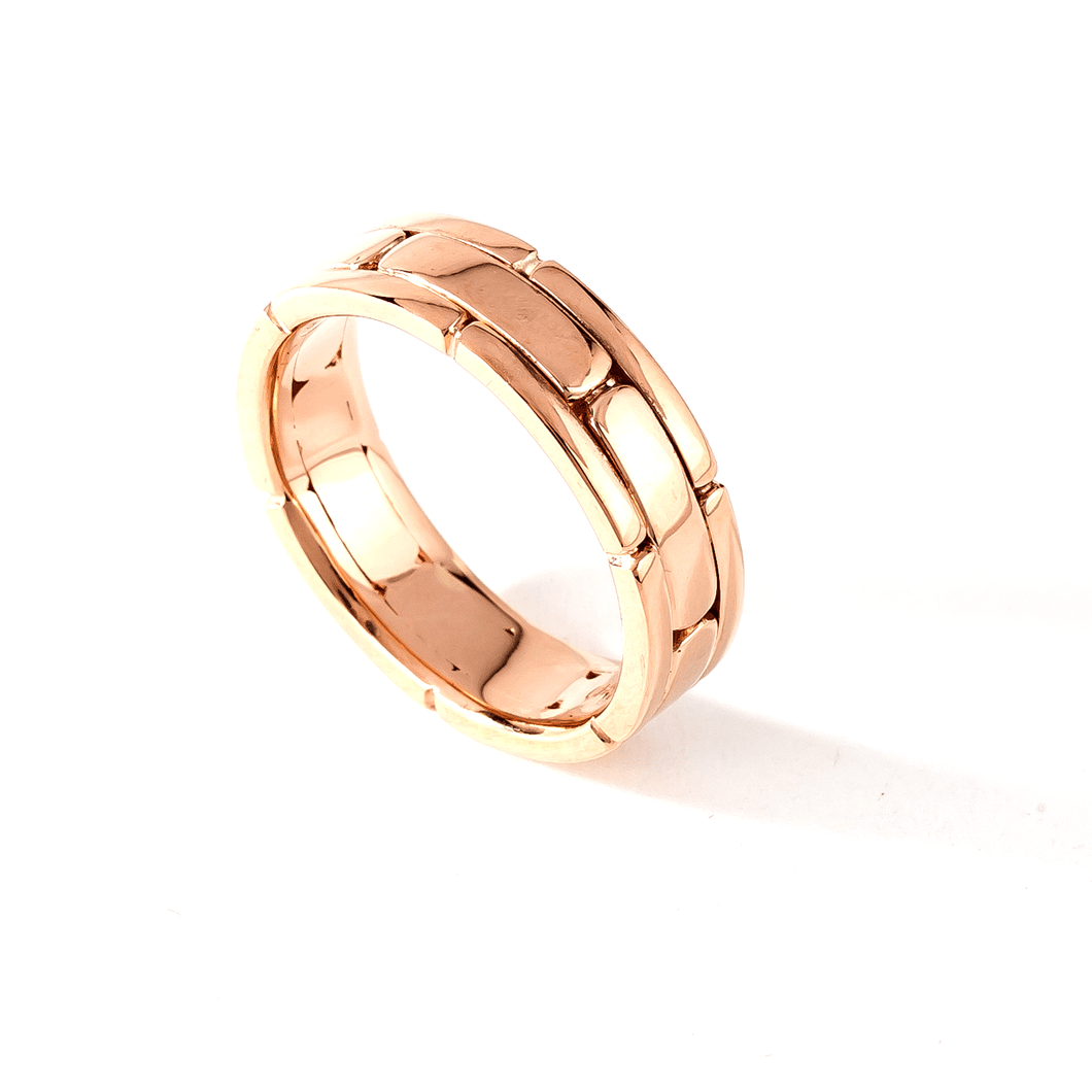 AIRE WEDDING BAND - UNITY OF SPIRIT RING - Chris Aire Fine Jewelry & Timepieces