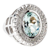 AQUAMARINE RING - Chris Aire Fine Jewelry & Timepieces