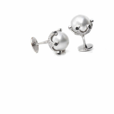 CHRIS AIRE CUFFLINKS - Chris Aire Fine Jewelry & Timepieces