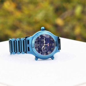 CHRIS AIRE PARLAY BLUE LAGOON - Chris Aire Fine Jewelry & Timepieces