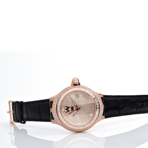 Aire Parlay GMT Limited Edition Full Diamond Case