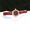 Aire Parlay GMT  Automatic Swiss Made 18 Karat Solid Gold Unisex Rare Watch -Red Gold®