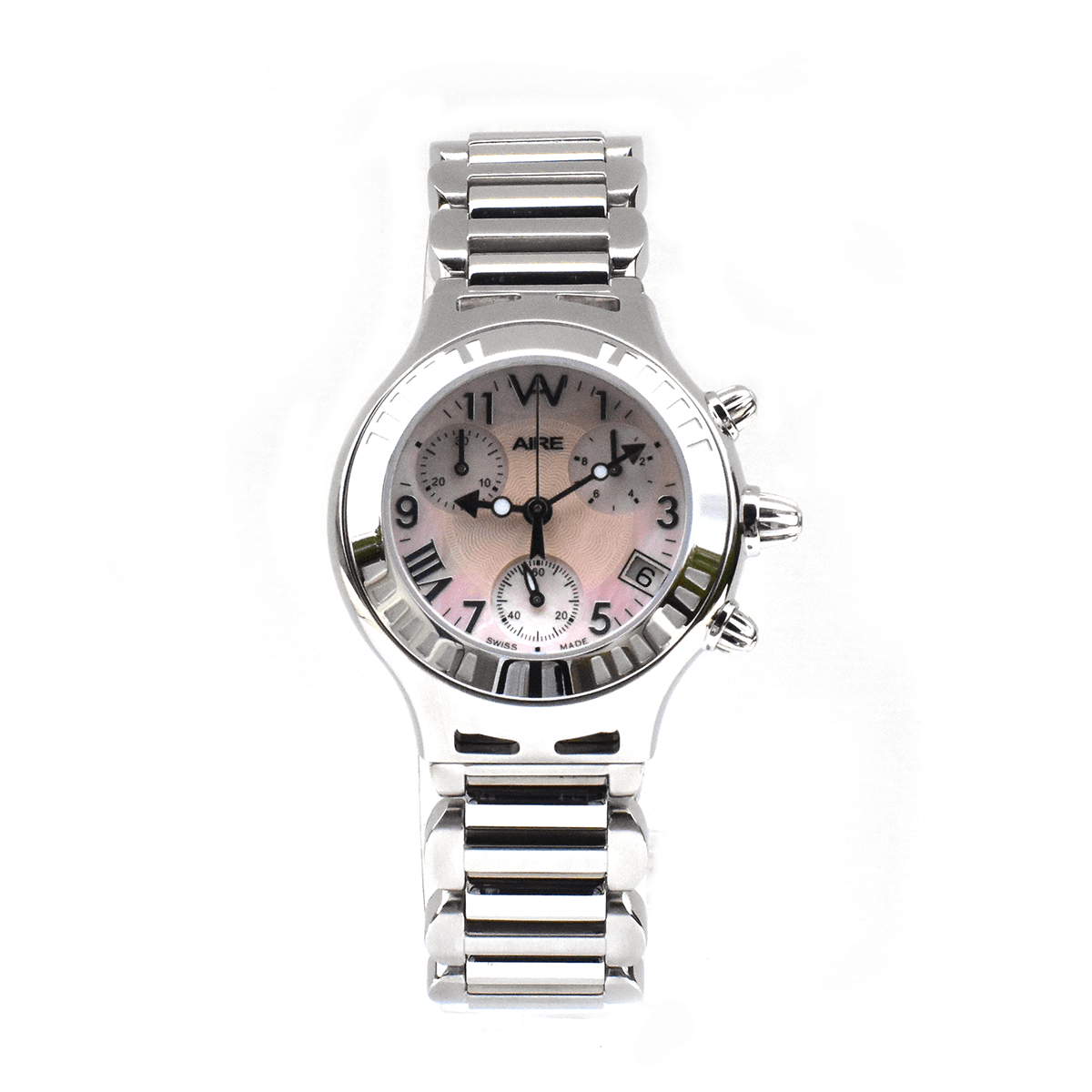 Aire Parlay Chronograh Swiss Made Quarz Caliber Women's Watch