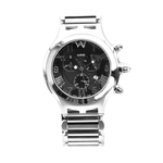 Aire Parlay Swiss Made Chronograph Over-Sized Mens Watch