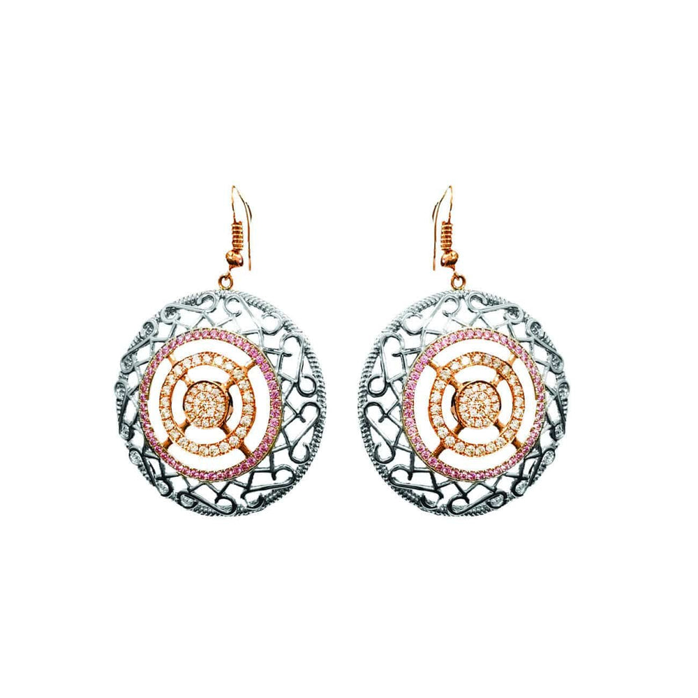 BASKET EARRINGS - Chris Aire Fine Jewelry & Timepieces