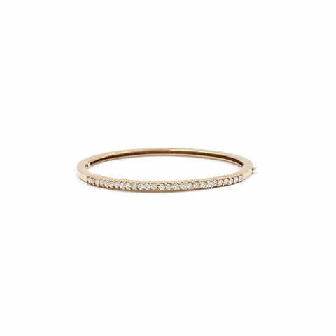TWO- IN -ONE DIAMOND BANGLE