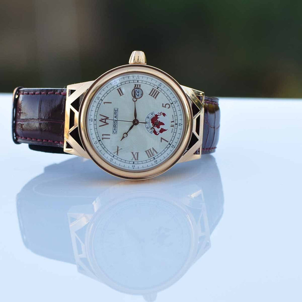 LUXURY GOLD WATCH - CAPITOL HILL - Chris Aire Fine Jewelry & Timepieces