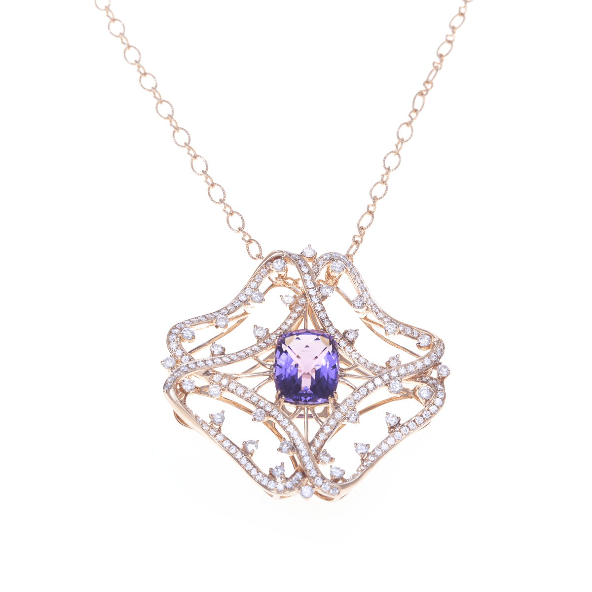 AMETHYST PENDANT - BUYOANT - Chris Aire Fine Jewelry & Timepieces