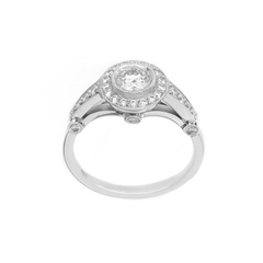 DIAMOND ENGAGEMENT RING - Chris Aire Fine Jewelry & Timepieces