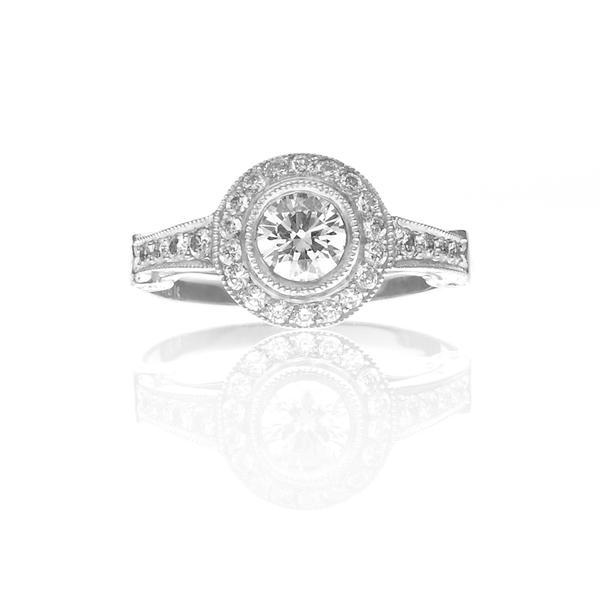 .50 CARAT DIAMOND ENGAGEMENT RING - Chris Aire Fine Jewelry & Timepieces