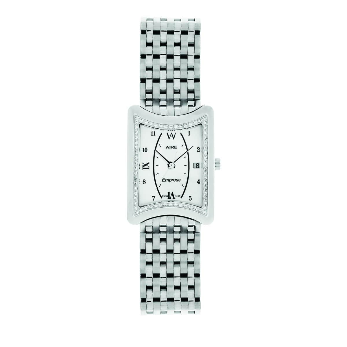 Aire Empress Swiss Made  Diamond Bezel Limited Edition Watch