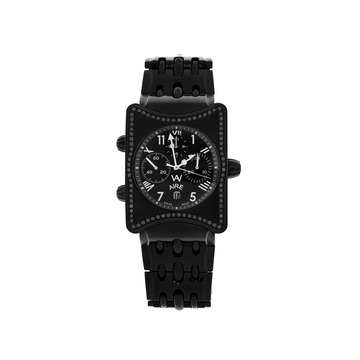 INNER CIRCLE BLACK WATCH - Chris Aire Fine Jewelry & Timepieces