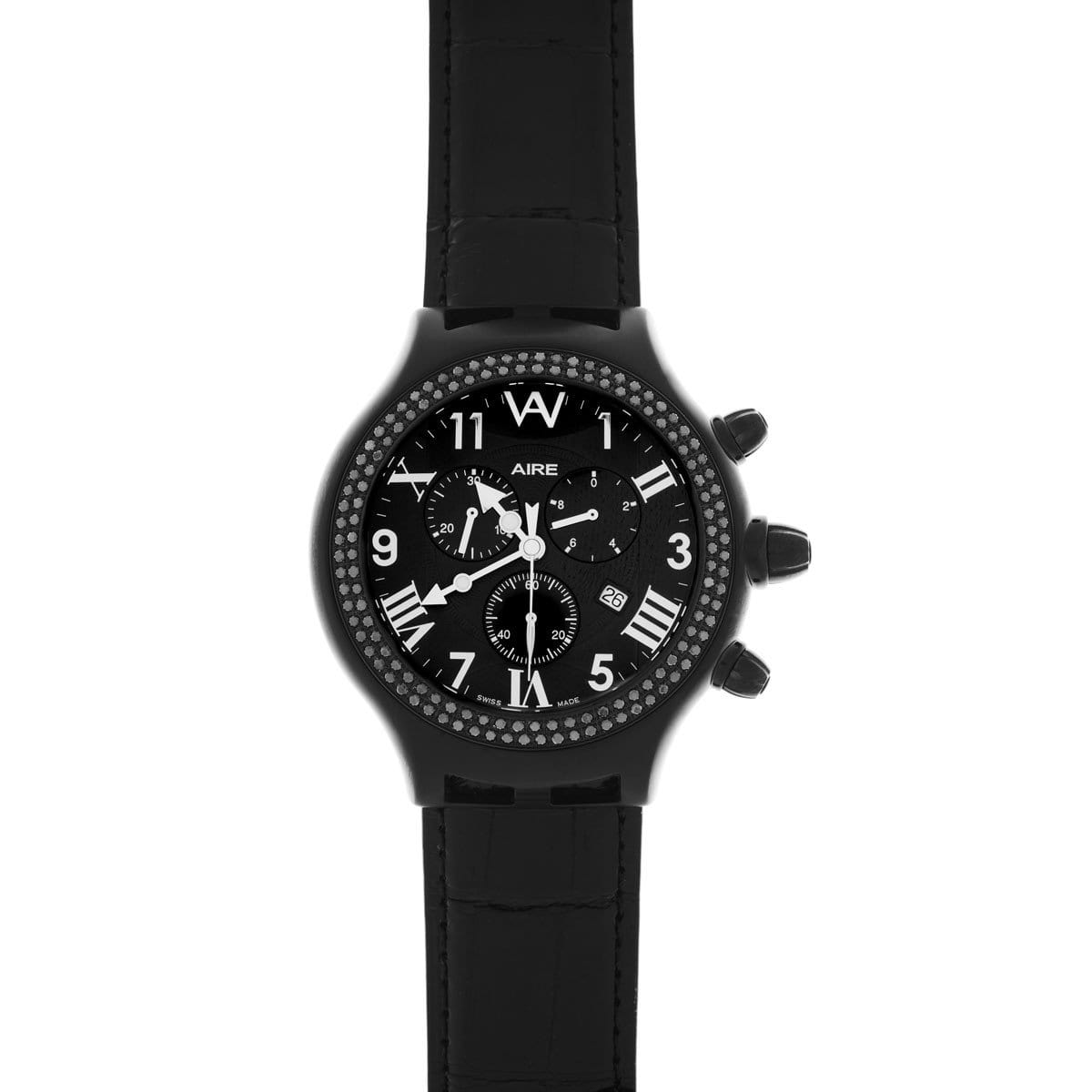"PARLAY ""BLACK"" MEN'S WATCH - Chris Aire Fine Jewelry & Timepieces"