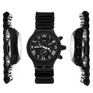 PARLAY MEN'S BLACK WATCH - Chris Aire Fine Jewelry & Timepieces