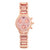 Aire Parlay Swiss Made 18 Karat Solid Gold Quartz Chronograph Women's Watch - Red Gold®